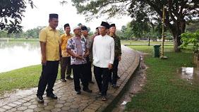 Silaturahiem dengan Ketua PWNU Lampung