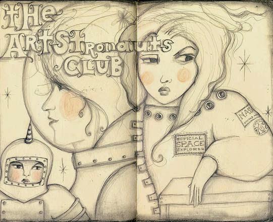 Artstronauts Club