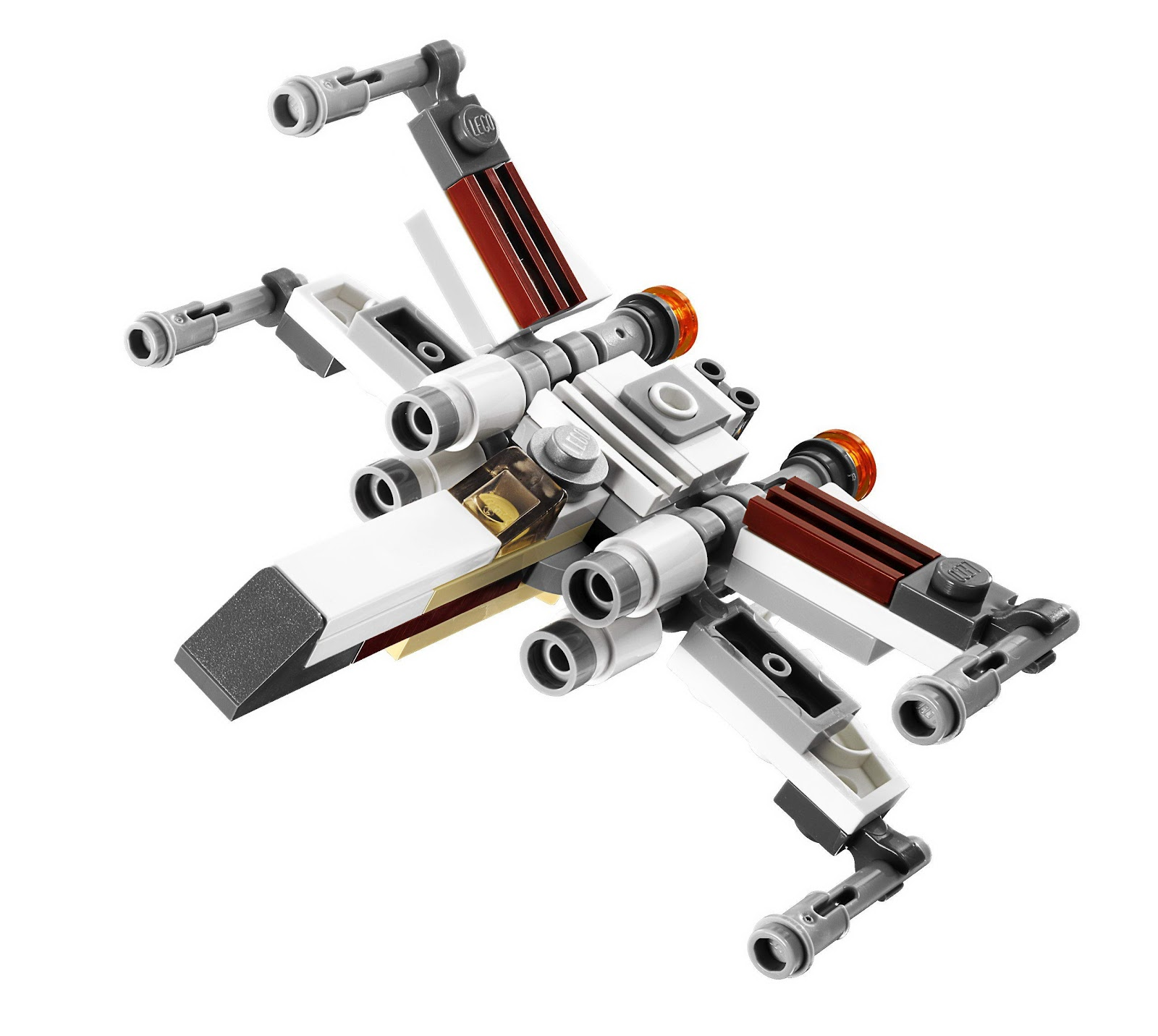 Lego Star Wars X Wing Starfighter: LEGO X-Wing Starfighter 9677