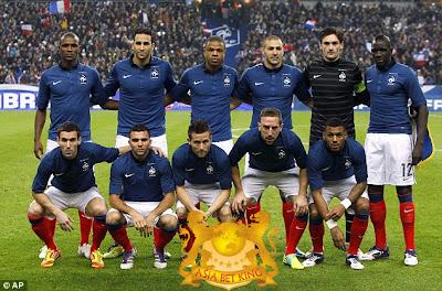 Prediksi Skor Uruguay VS Prancis Friendly Match 06 Juni 2013