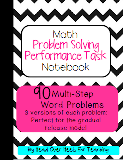 http://www.teacherspayteachers.com/Product/Multi-Step-Problem-Solving-Performance-Task-Notebook-988355