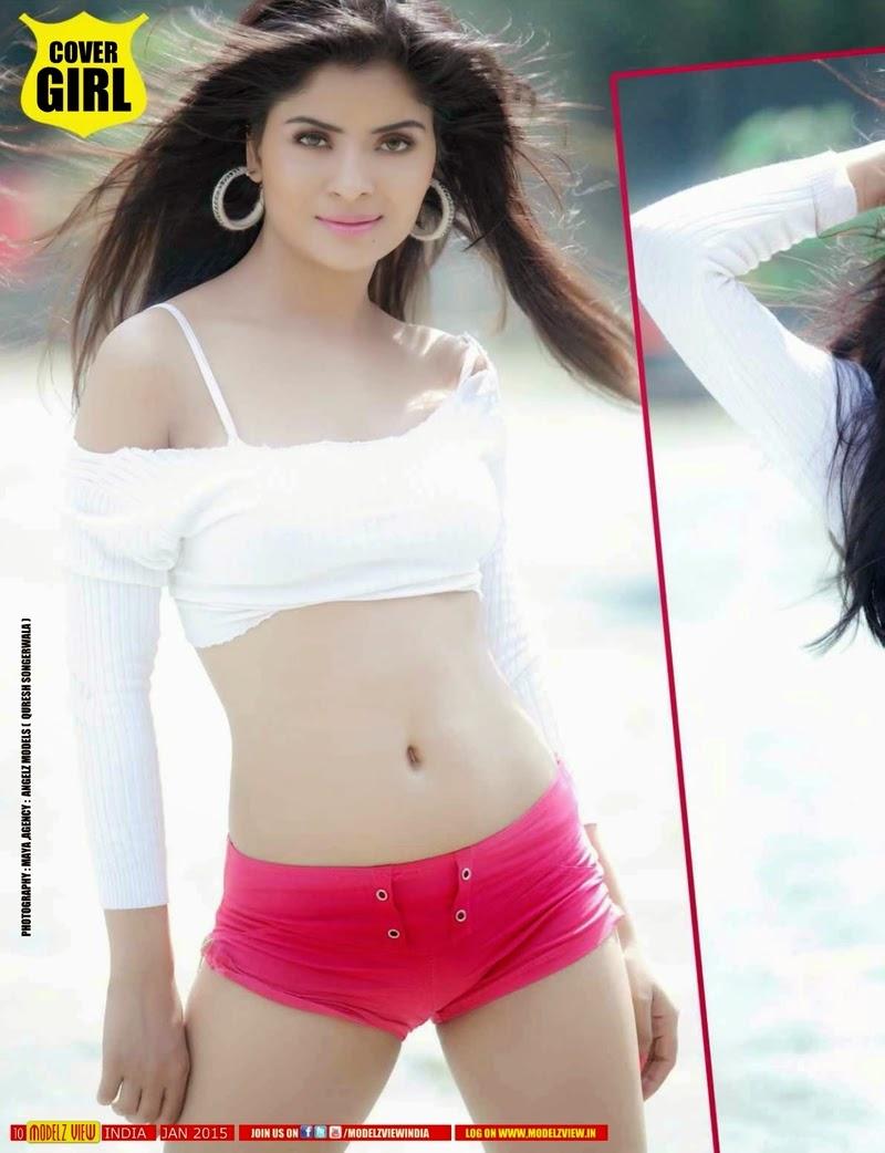 ... Country Magazines: Gehana Vashisth - Modelz View, India, January 2015