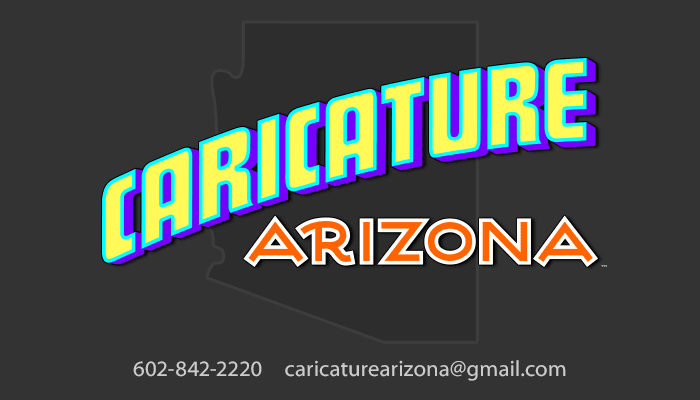Caricature Arizona