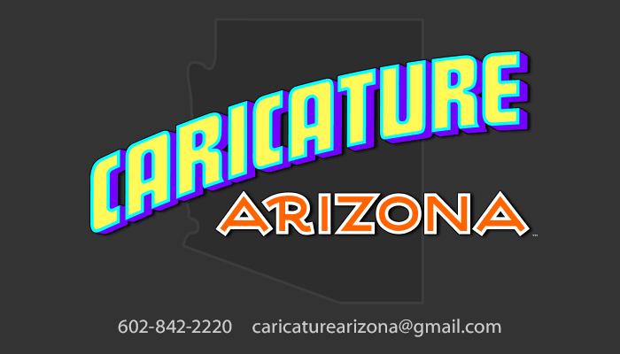 Caricature Arizona
