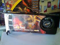 NVIDIA N9800GTX+ FULLSET 512M 256BIT DDR3