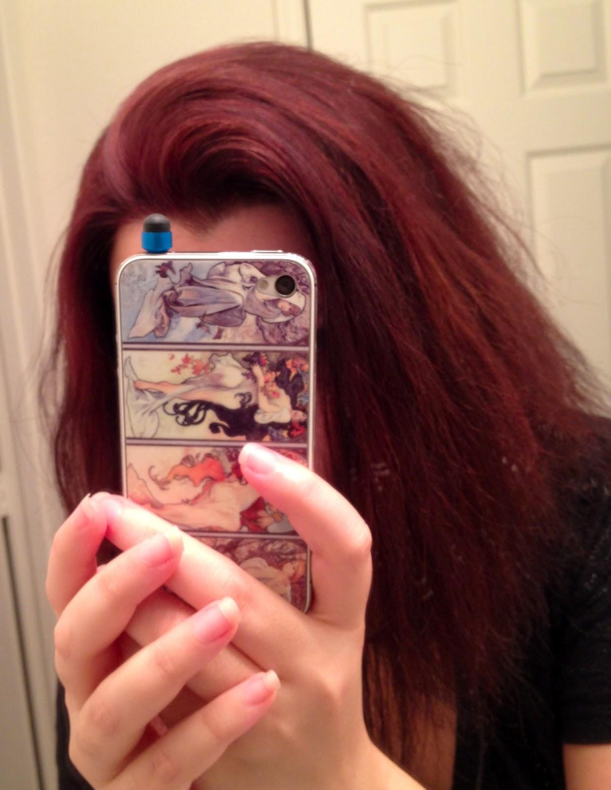 Beauty misanthropic purple hair joico vero k pak chrome v4 beauty misanthropic purple hair joico vero k pak chrome v4 passion fruit rrv really red violet nvjuhfo Image collections