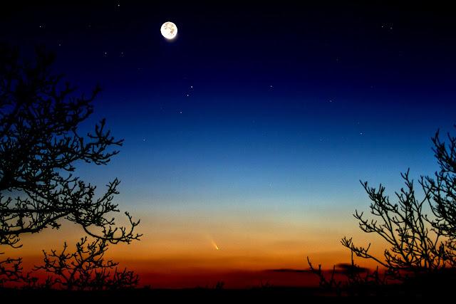 Comet C/2011 L4 - PANSTARRS
