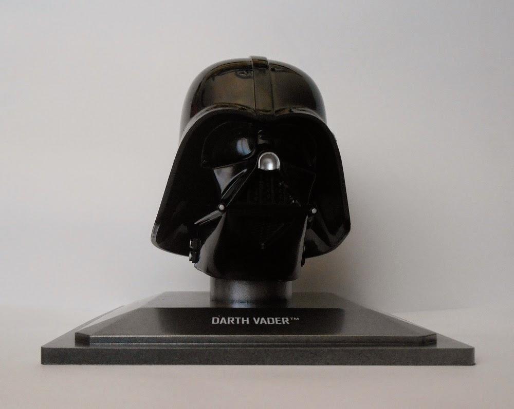 coleccionable de cascos de la guerra de las galaxias