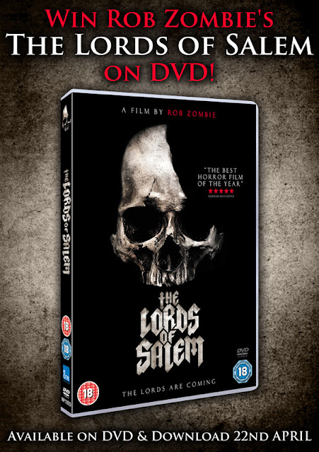 Win Rob Zombie's The Lords of Salem