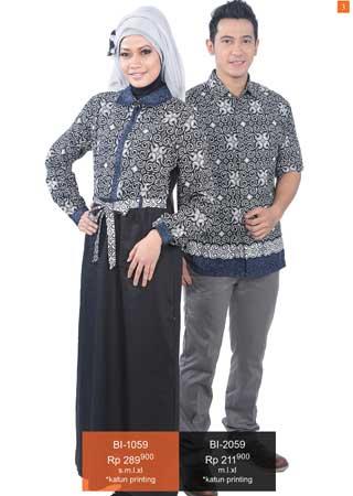 Koleksi Model Baju Batik Muslim