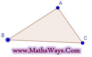 سلسلة كيف انشئ شكلا هندسيا؟ حلقة 8 انشاء مثلث بمقايس محددة