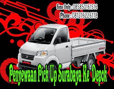 Penyewaan Pick Up Surabaya Ke Depok