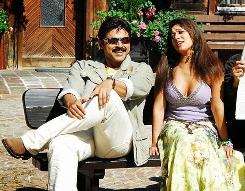 nayanatara sexy hot photos in tulasi movie tollywood