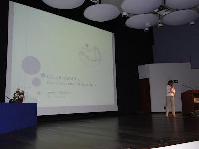 DSC03550 - Dra. Andrea Martinez dá palestra do Clear Aligner na Puc Campinas
