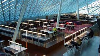 gambar perpustakaan terunik