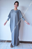 NMA07 comfy kaftan dress