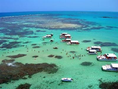 Fotos de Praias mais Bonitas do Brasil