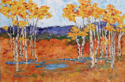 Contemporary Painters 2014 palette knife painters: may 2014