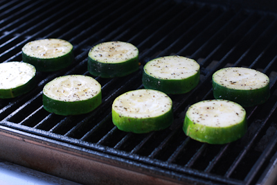 how to cook zucchini on its own