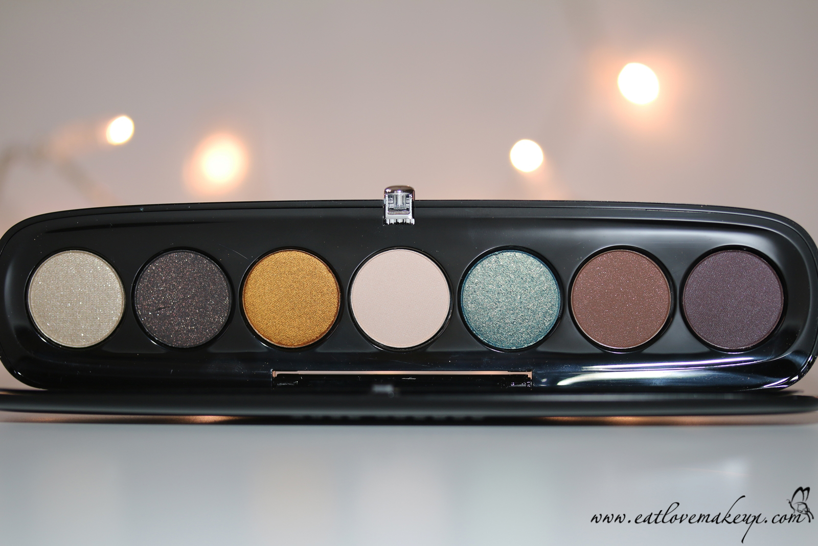 Marc Jacobs Beauty Style Eye-Con No.7 - The Night Owl 214