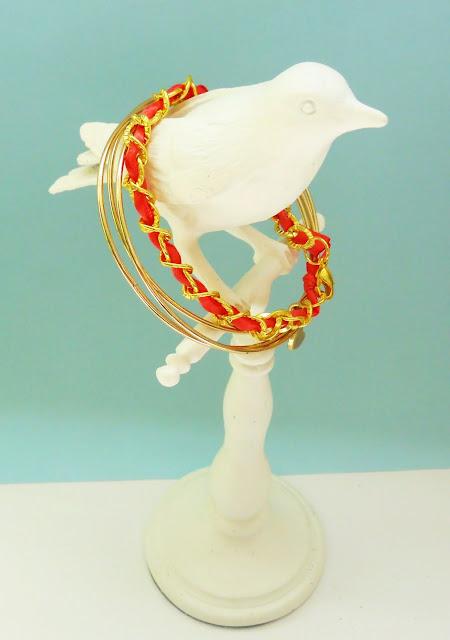 diy-woven-chain-bracelet