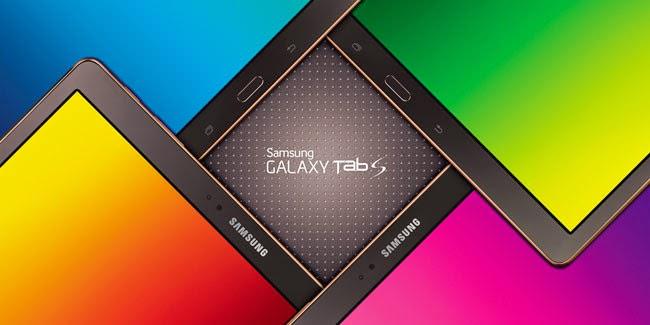 Analisis: Samsung Galaxy Tab S