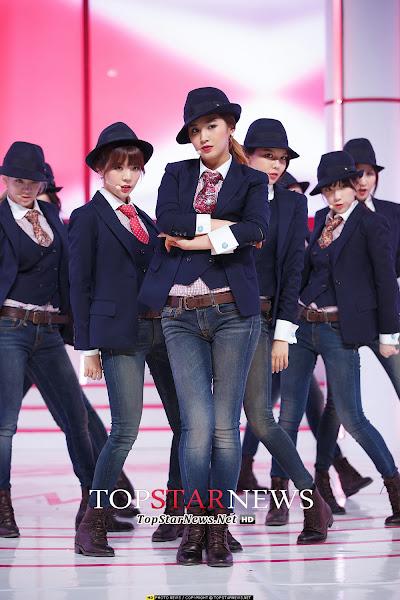 SNSD Yuri Mr Mr Live M! Countdown 140306
