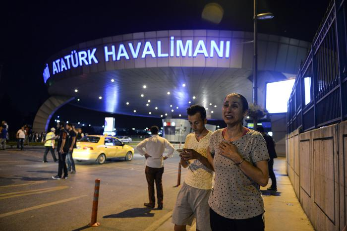 Noi con Istanbul !