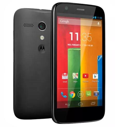 Motorola Moto G comienza actualizarse a Android 4.4.4