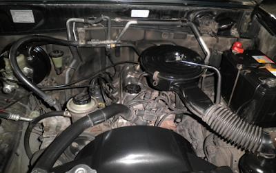 Foto Mesin Kijang Kapsul 1800cc 1.8 liter