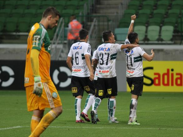Coxa vence mais uma e está praticamente garantido na Série A de 2016