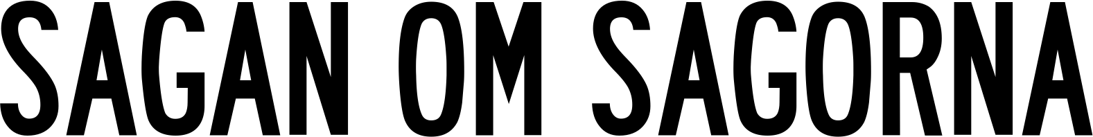 Sagan om Sagorna