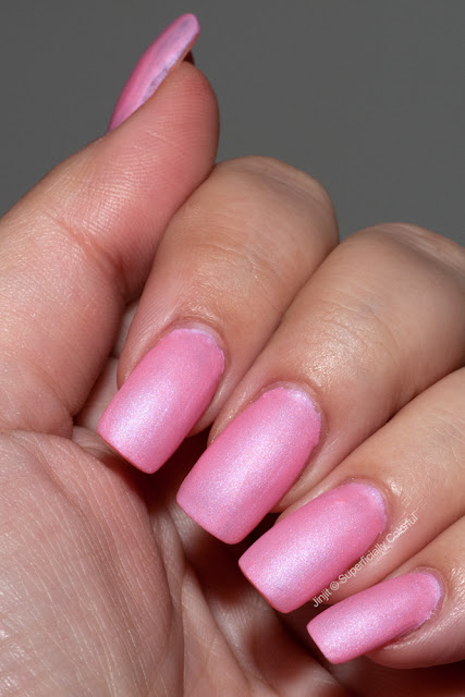 The Nail Junkie - Matte Rose