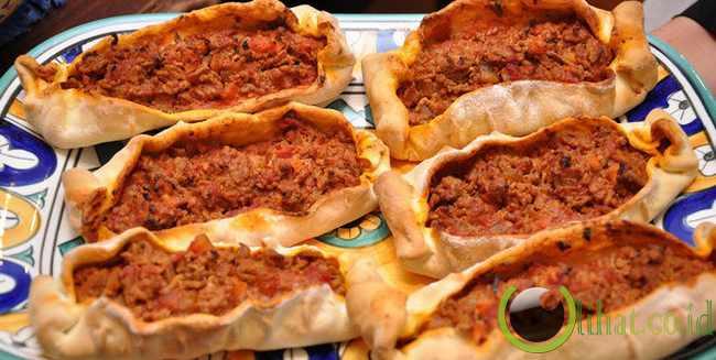 Turki - Roti Pide