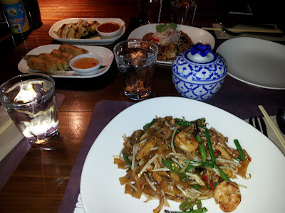 Busaba, Thai, eat thai, wardour, london, 