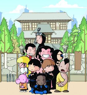 Nuestra infancia aca pasate y ponete nostalgico taringa - Shuriken school ...