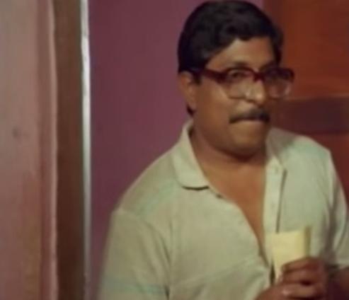 Pavam Pavam Rajakumaran (1990) : Paathimey maranjathenthe soubhagya Song Lyrics