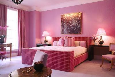 Dormitorios de color Fucsia para Chicas Decorar tu Habitacin