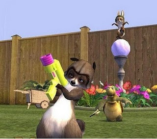 Over The Hedge img