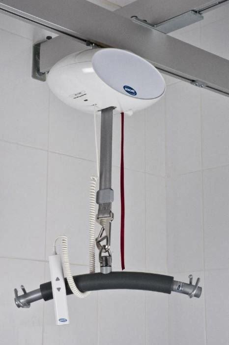 I-transia hoist system on gantry