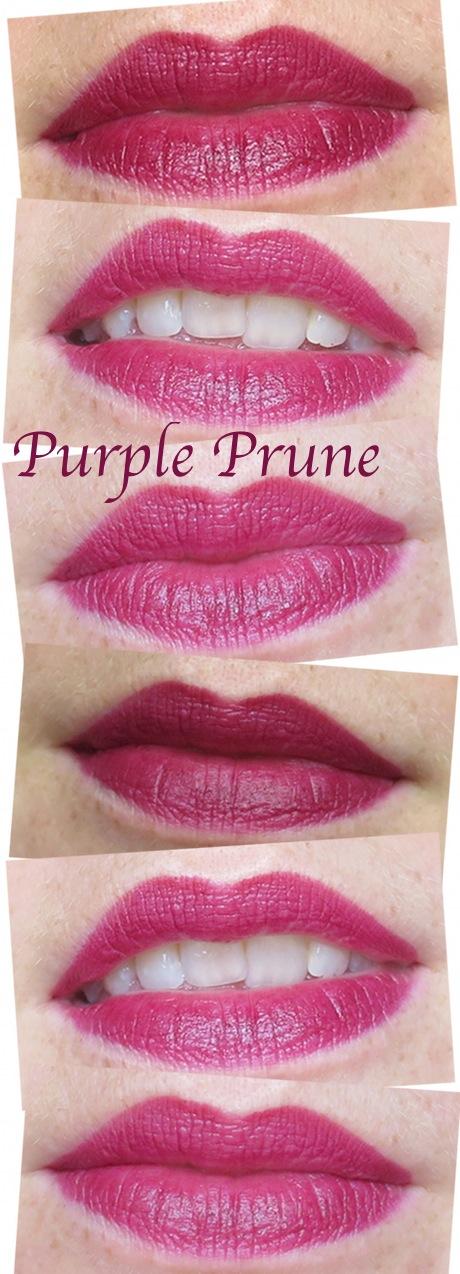 isadora twist up matt lips purple prune