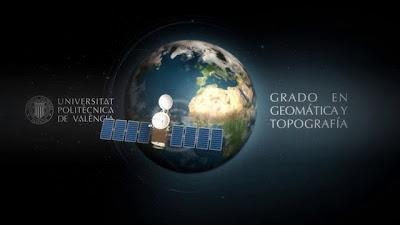 Grado en Geomática y topografía