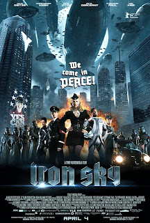 Iron Sky:  Moon Nazi Invasion  4-4-12