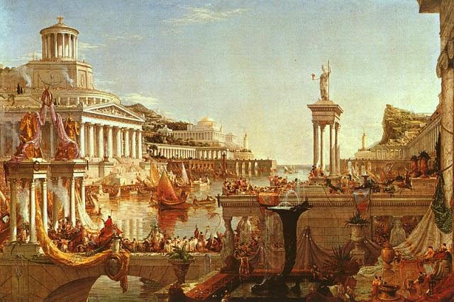 La Construcción de un Imperio: Grecia (3-14)