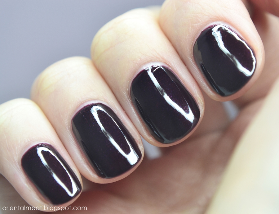 OPI-Black Cherry Chutney