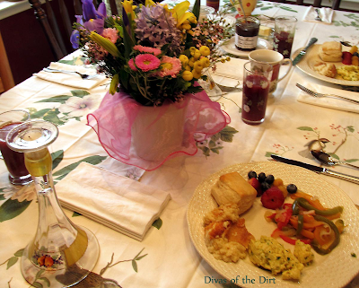 DivasoftheDirt,march breakfast