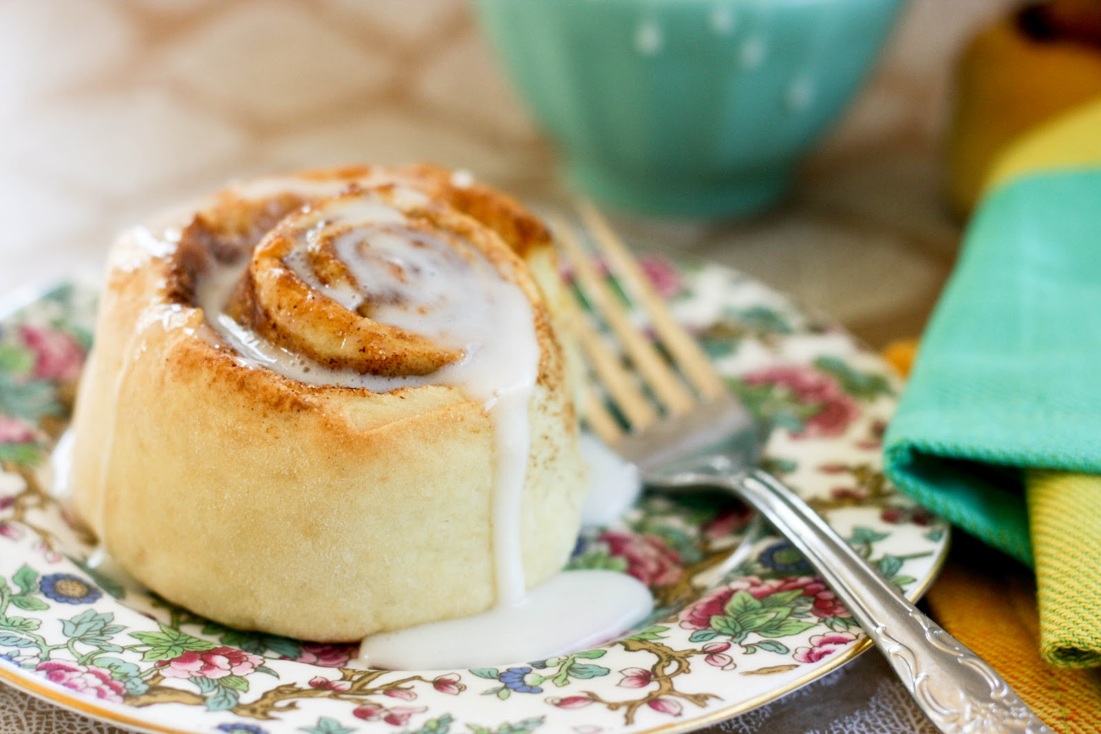 Easy Homemade Cinnamon Rolls No yeast, quick cinnamon rolls