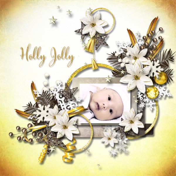 DSB  Holly Jolly