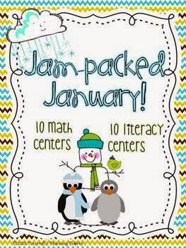 http://www.teacherspayteachers.com/Product/January-Math-and-Literacy-Centers-462748