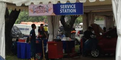 Suzuki Berikan Servis Gratis Di Kota Kota Besar